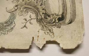 Aangevreten door papiervisjes